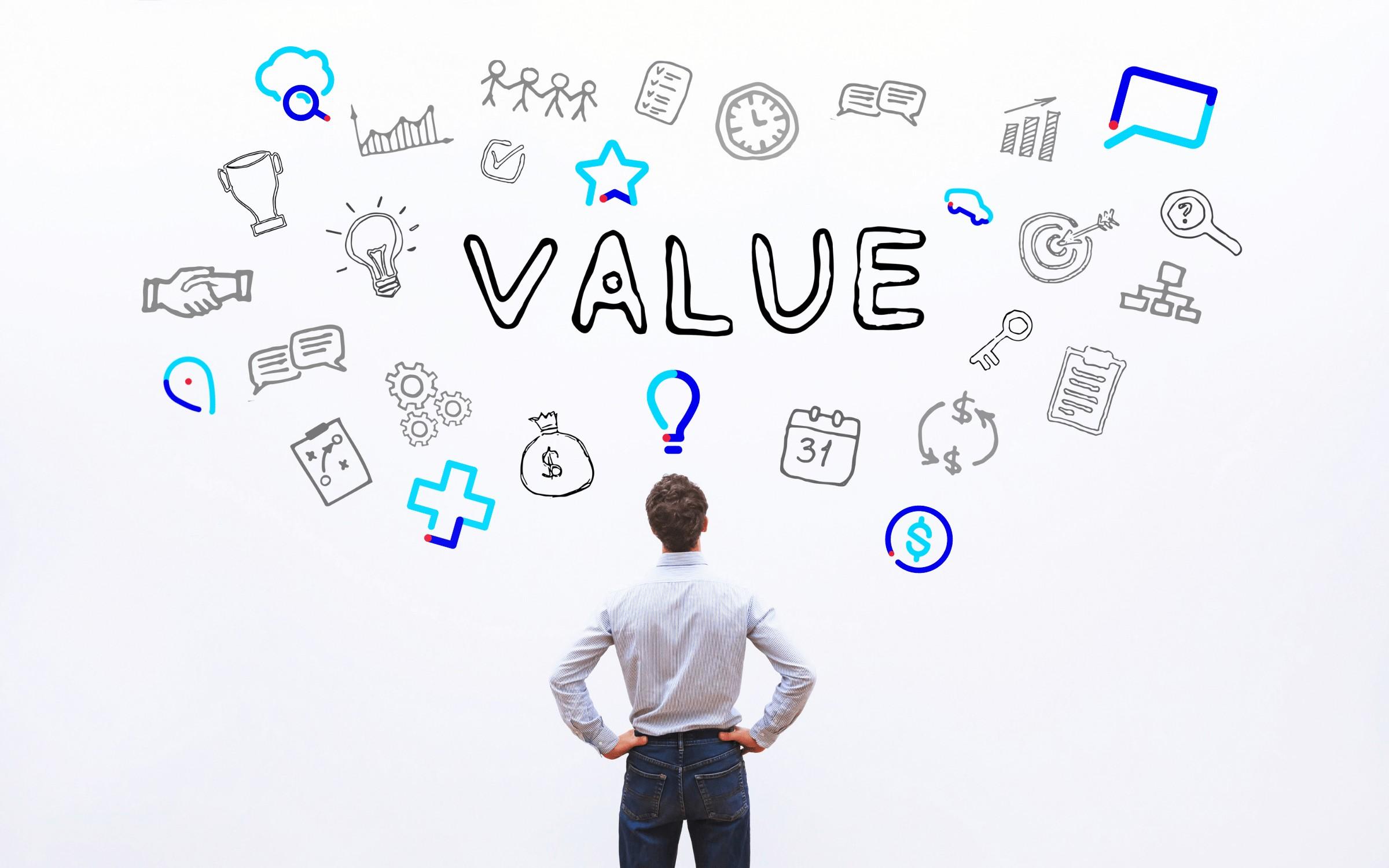 اضافه کردن ارزش به محصول یا خدمت