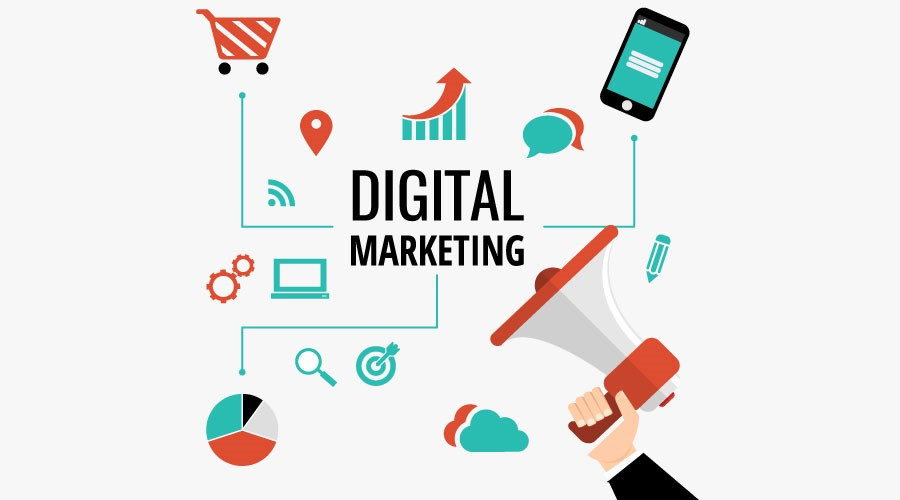آمیخته بازاریابی دیجیتال