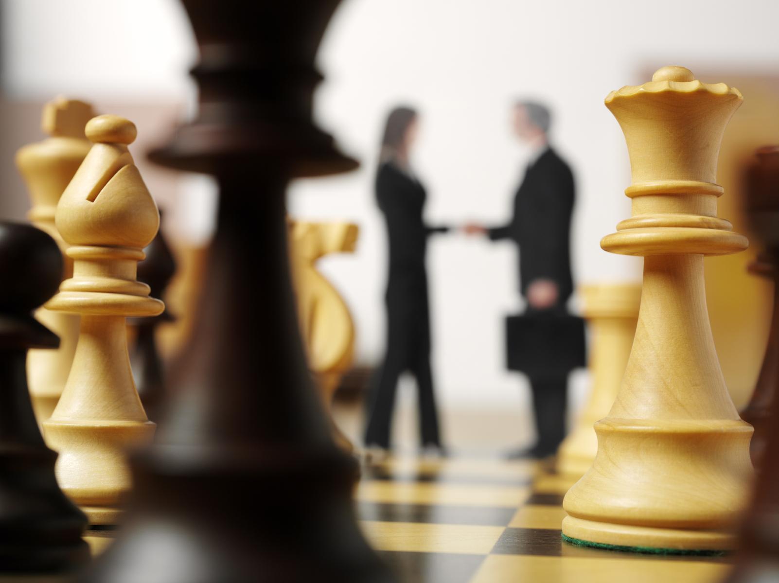 تدوین استراتژی های نوین کسب و کار