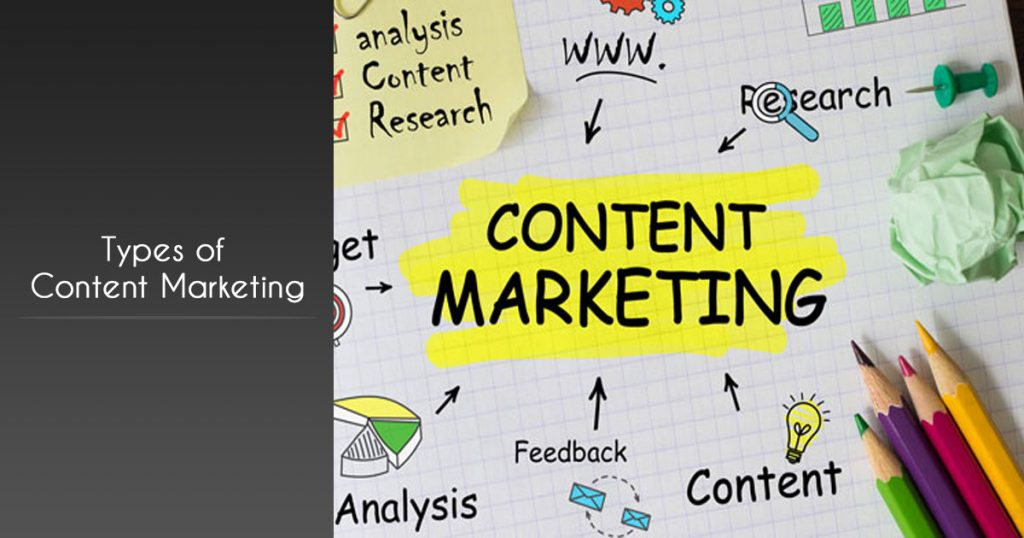 تکنیک های دیجیتال مارکتینگ بازاریابی محتوا