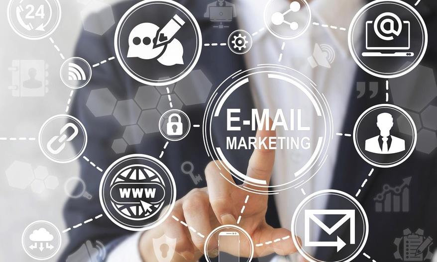 تکنیک های دیجیتال مارکتینگ بازاریابی ایمیلی