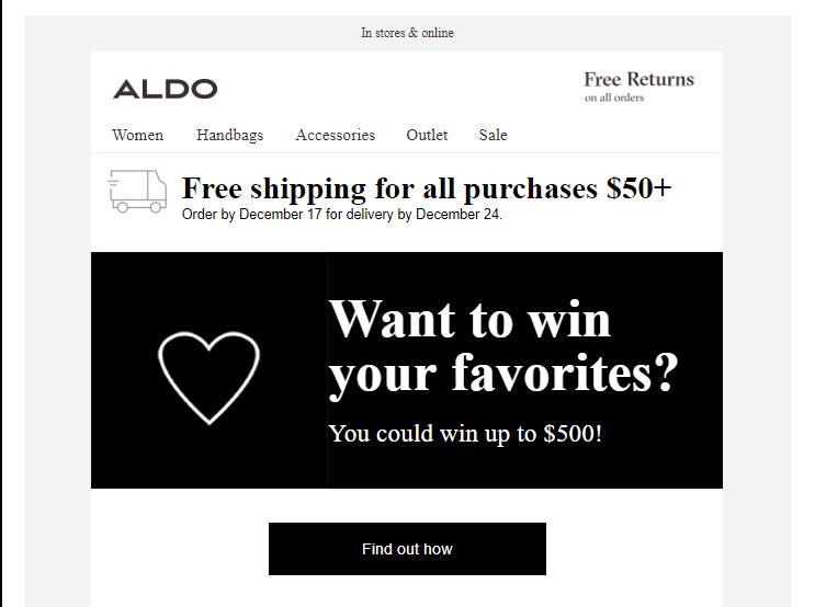 شرکت Aldo