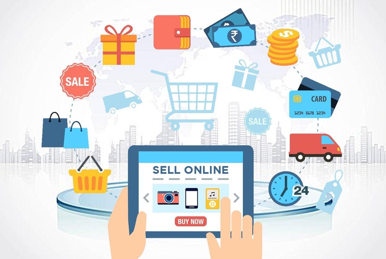 استراتژی فروش آنلاین